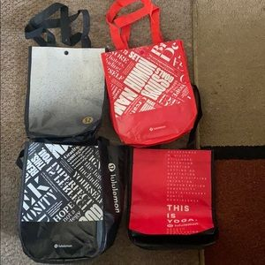Brand New Lululemon Bags
